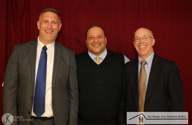 three gentlemen Boyd Joe and David
